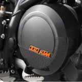 CARBON CLUTCH COVER PROTECTION(カーボンクラッチカバープロテクター)