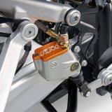 Main-brake cylinder cover
