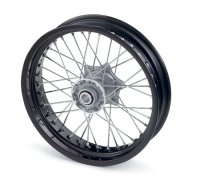 """フロントホイール/ wheel black 16,5"""""""