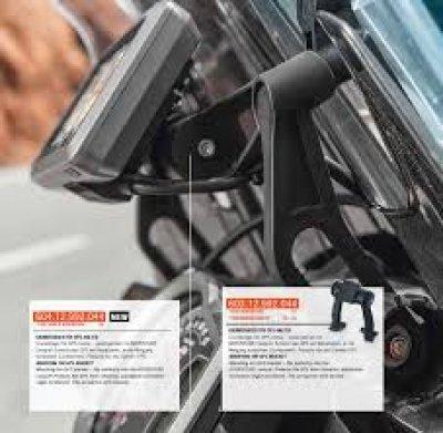 画像2: MOUNTING FOR GPS BRACKET GPSマウントブラケット1290S-ADV