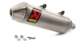 AKRAPOVIC SLIP-ON SILENCER
