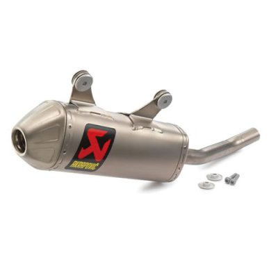 画像1: Akrapovic-Slip-On silencer