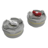 Screw cap, M51x1.5 set cmpl.